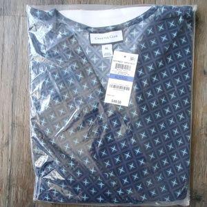 XL Charter Club blouse